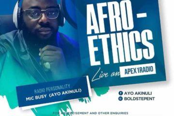 Afro Ethics
