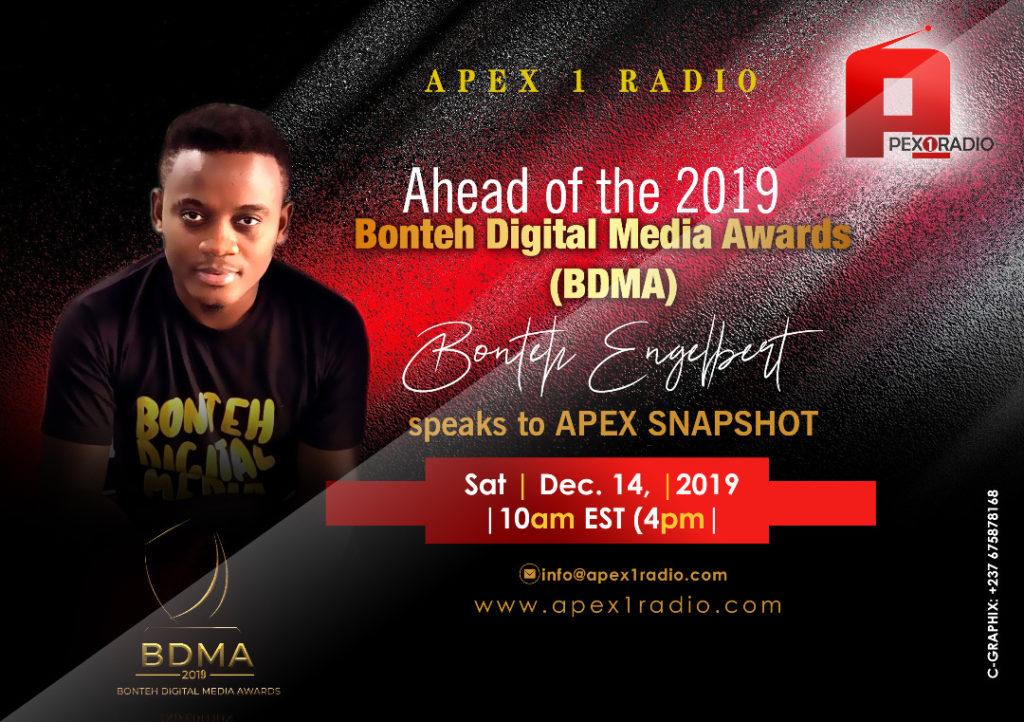 2019 Bonteh Digital Media Awards (BDMA)