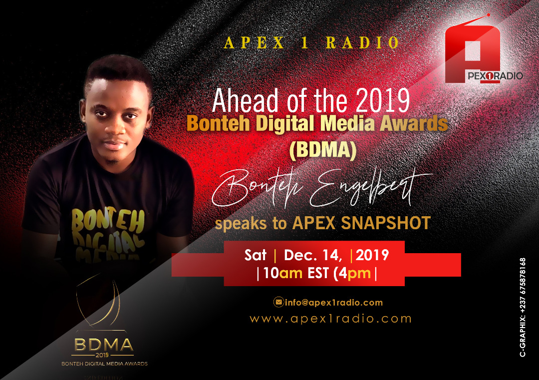 2019 Bonteh Digital Media Awards (BDMA)