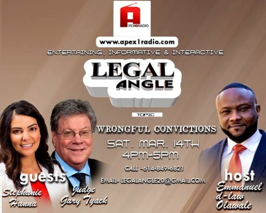 legal angle on apex1radio